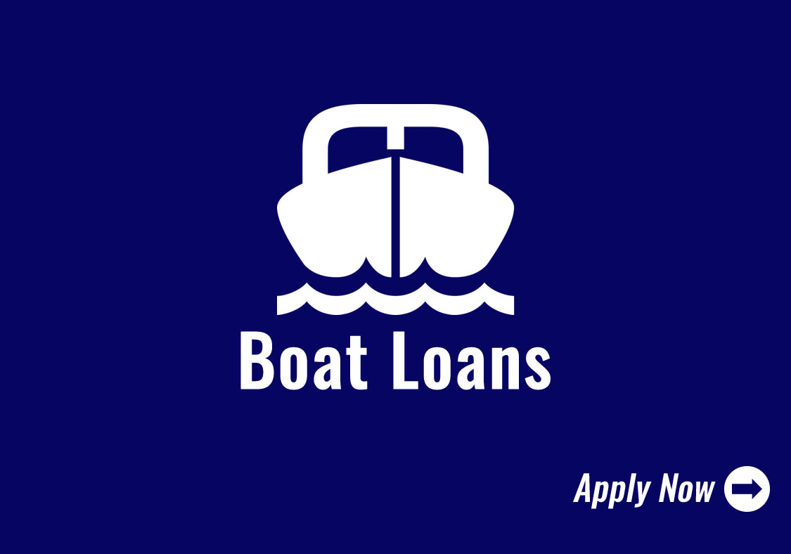 Boat Loans Icon - Click to Apply