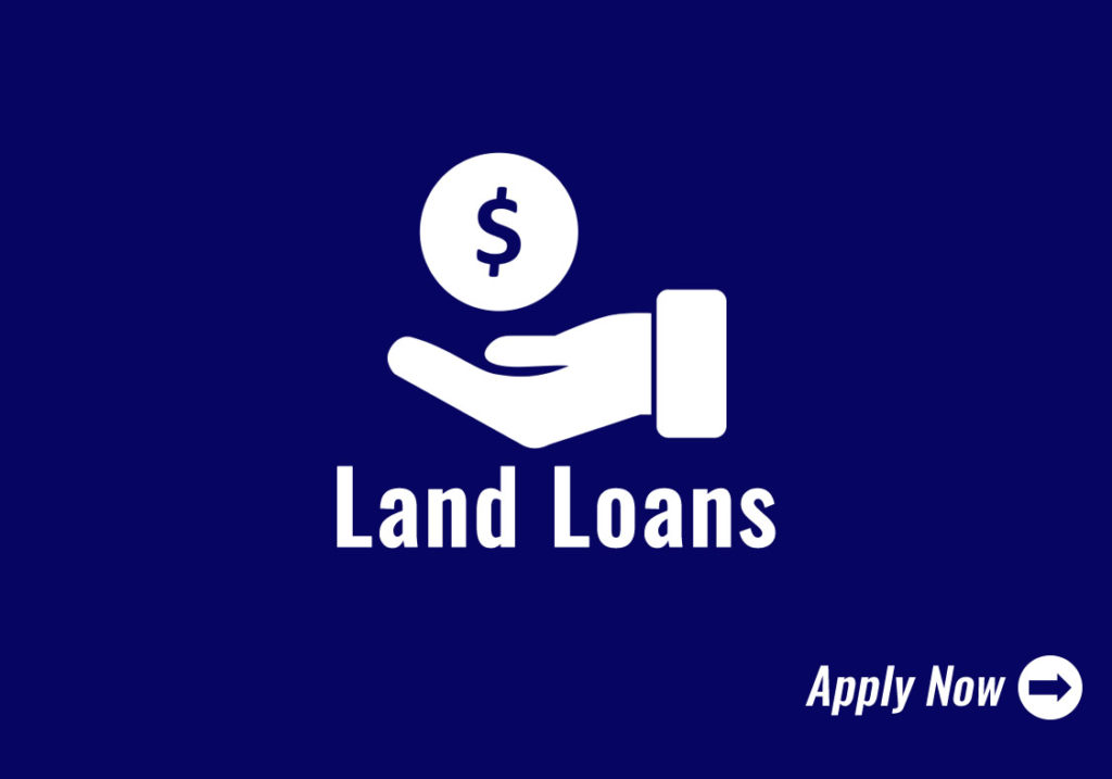Land Loans Icon - Click to Apply