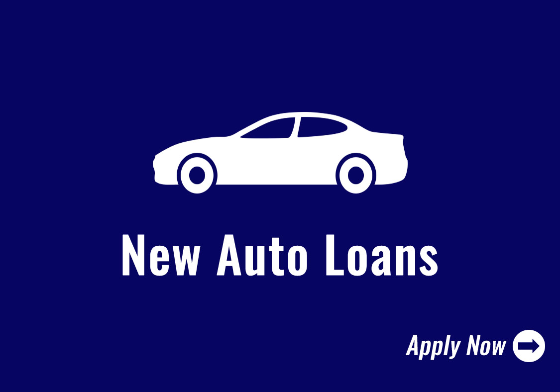 New Auto Loans Icon - Click to Apply Now