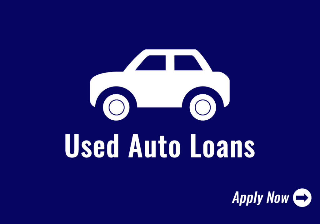 Used Auto Loans Icon - Click to Apply Now