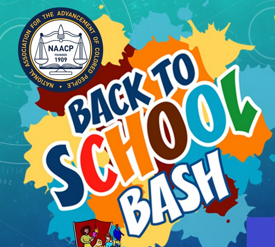 NAACP Back to School community event