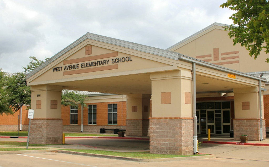 West Ave Elementary Waco