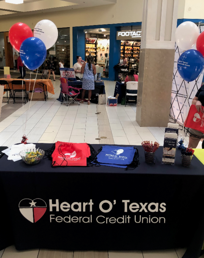 Back to school event at richland mall