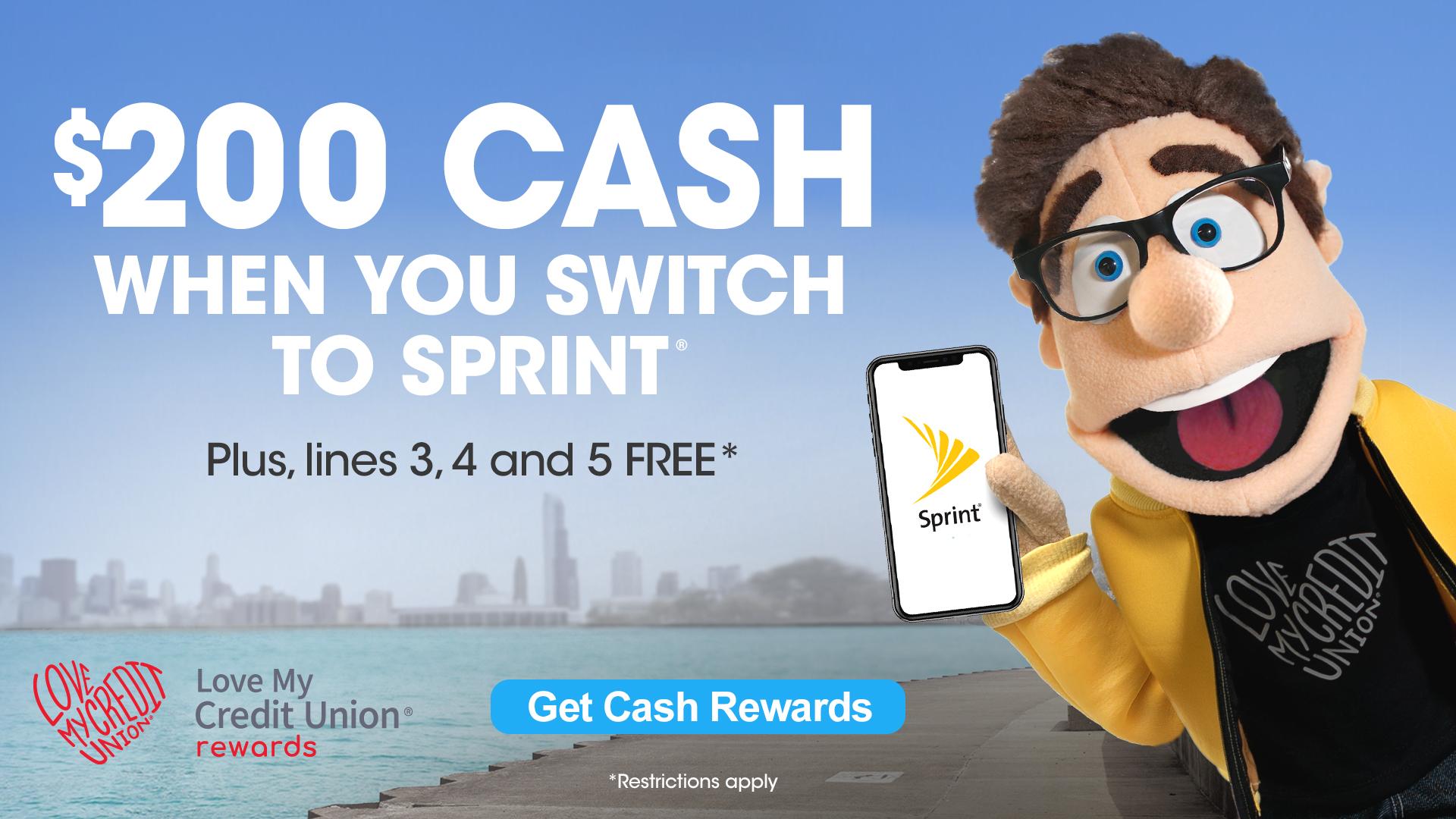 Sprint new customer offer