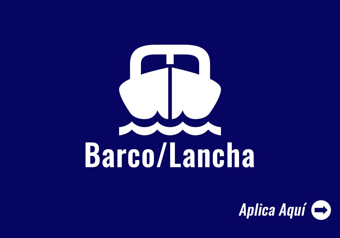 Boat Loans Icon - Barco/Lancha