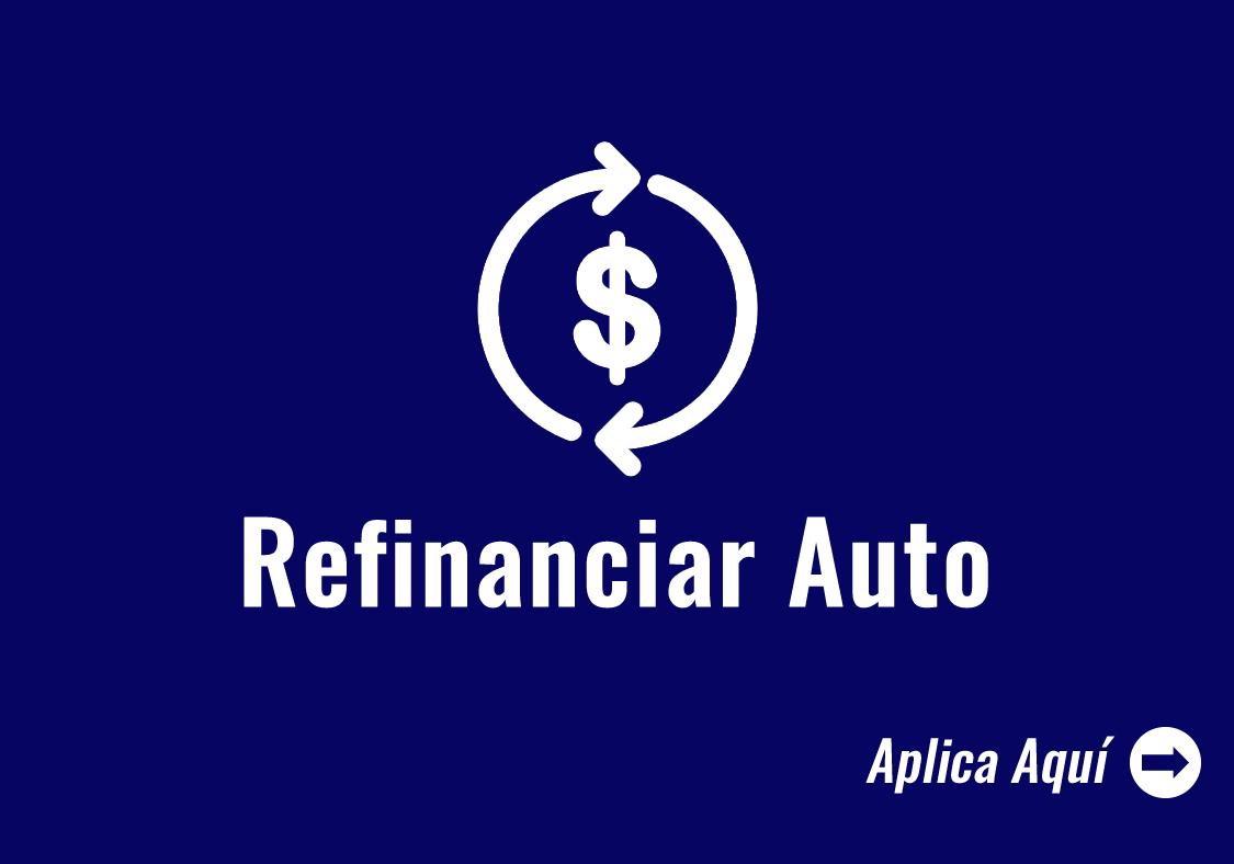 Refinance Loans Icon - Refinanciar Auto