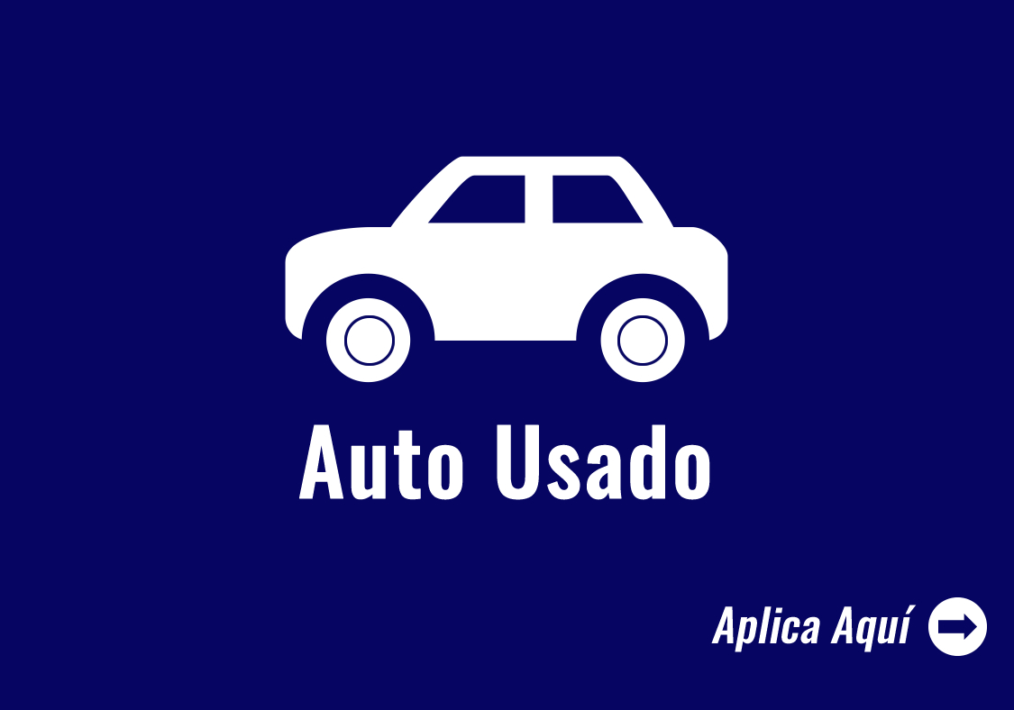 Used Auto Loans Icon - Auto Usado